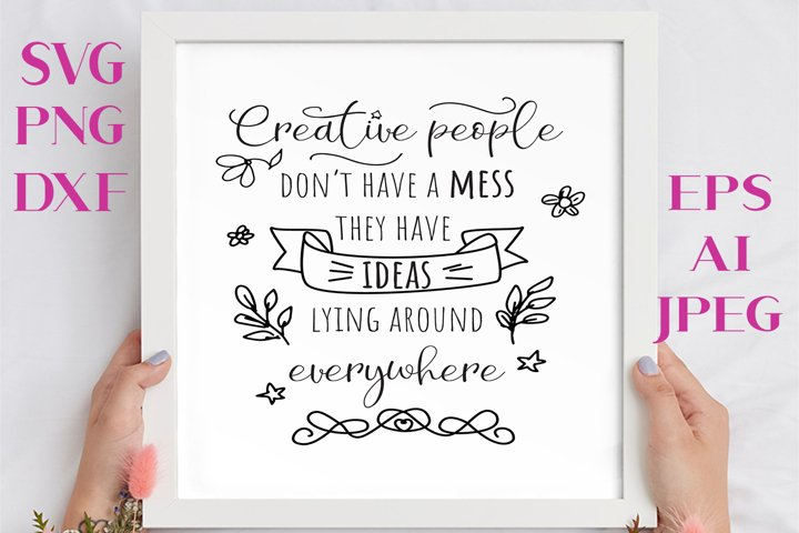 Crafters funny quote, poster for crafters SVG, sublimation