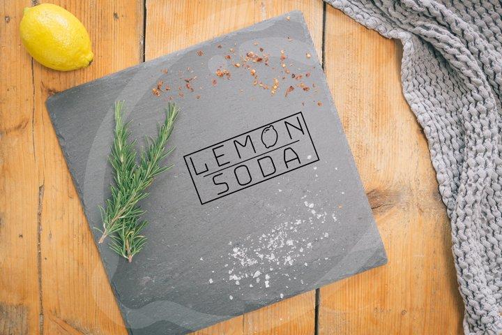 Mockup |cheese board mockup | kitchen utensils | tea towel