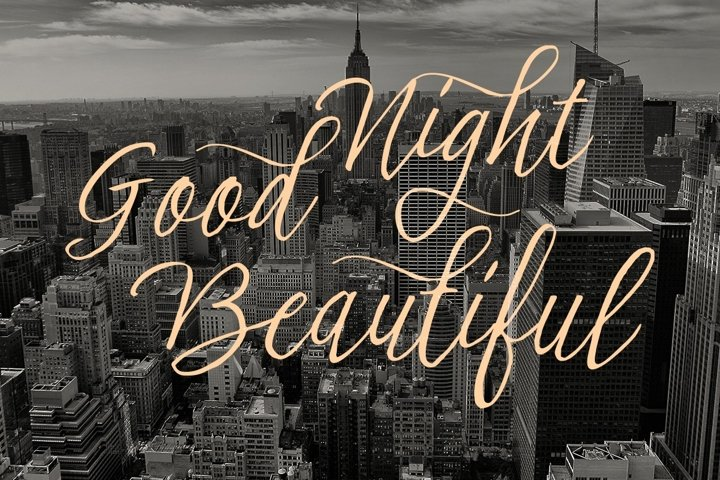 Stefhanie Typeface - Free Font of The Week Design3