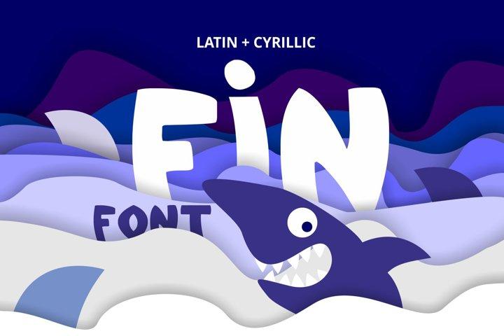 Fin Font