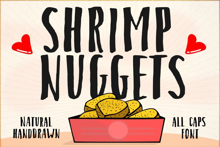 Shrimp Nuggets