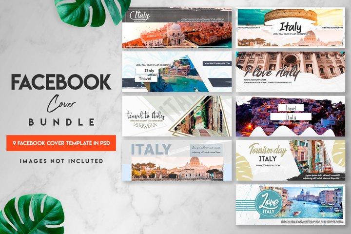 9 facebook cover templates