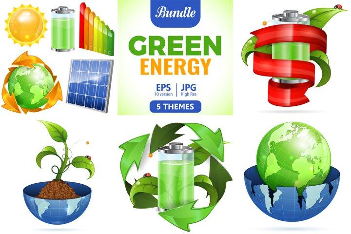 Green Energy Themes