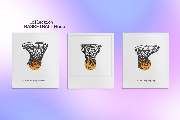 Collection Basketball Hoop