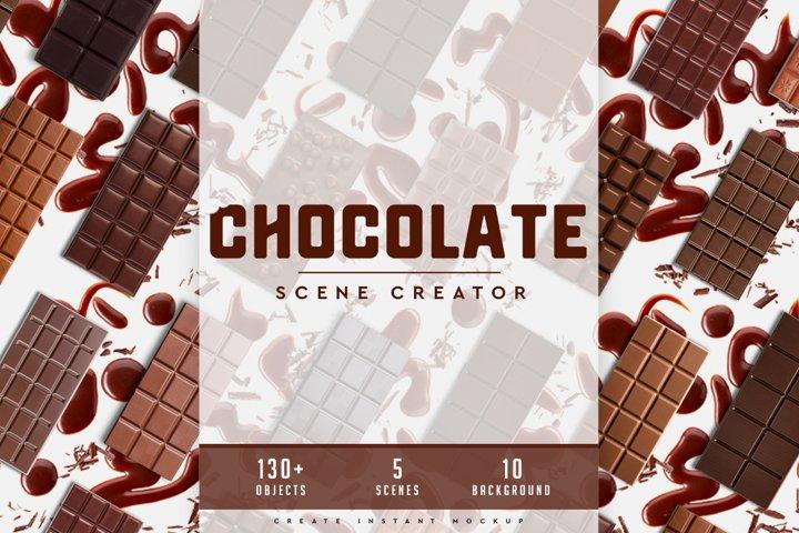Chocolate Scene Creator #01