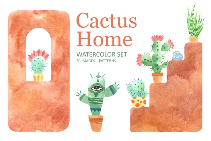 Cactus Home Collection