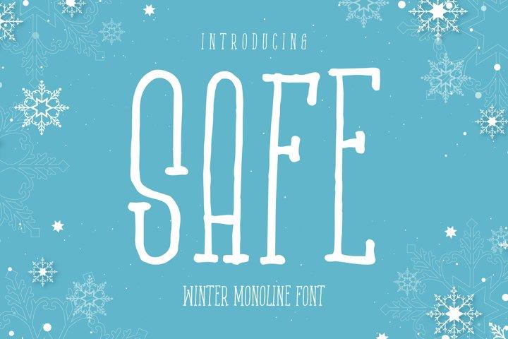 Safe Font