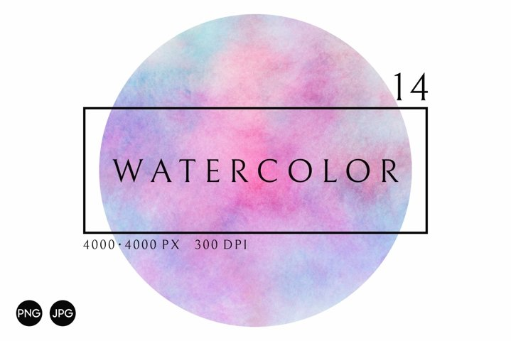 Watercolor | Colorful Background