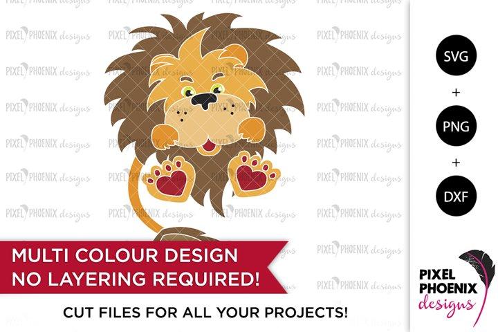 Love Lion SVG