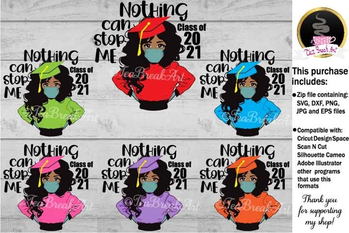Nothing Can Stop Me Svg Cutting files 1170