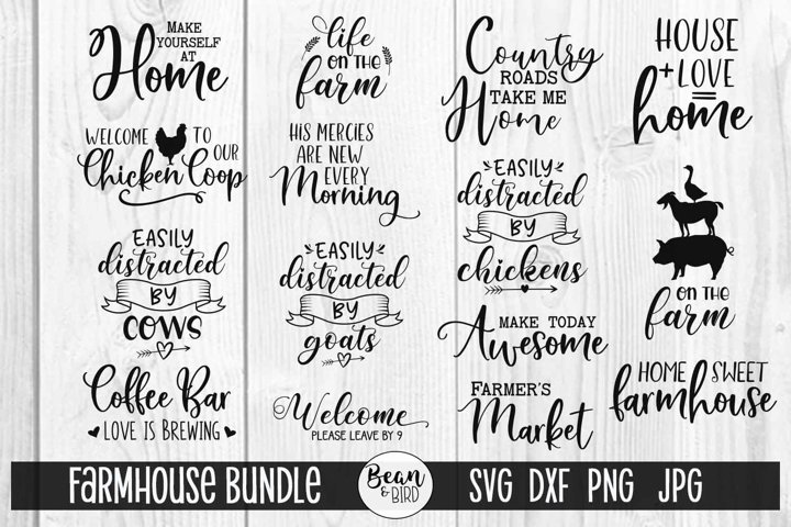 Farmhouse Bundle