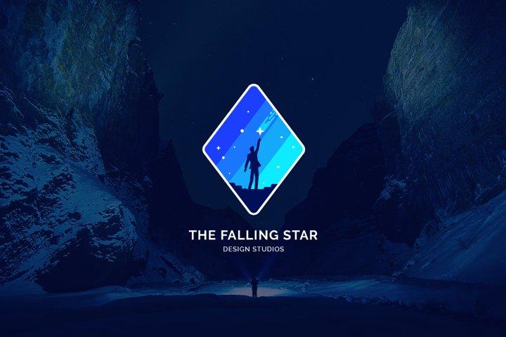 Men Catch a Falling Star Logo