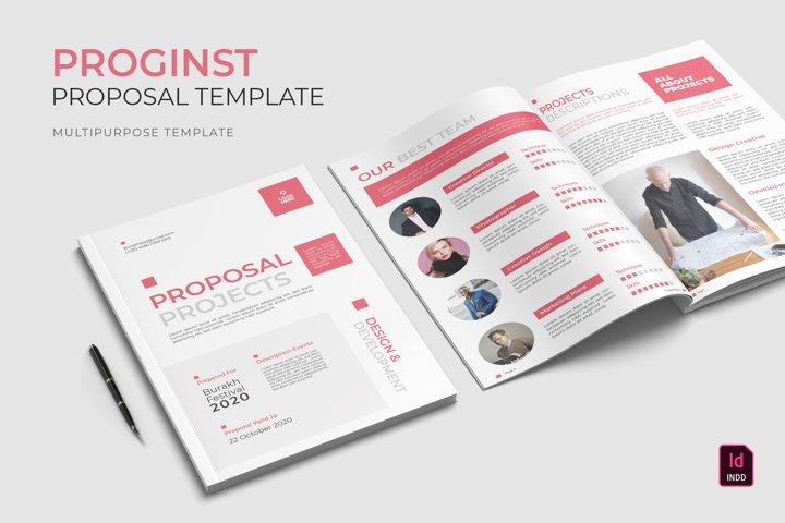 Proginst | Proposal Template