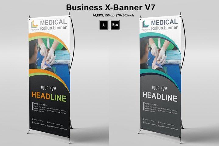Business X-Banner V7