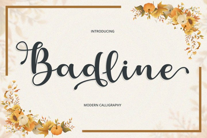 Badline Script