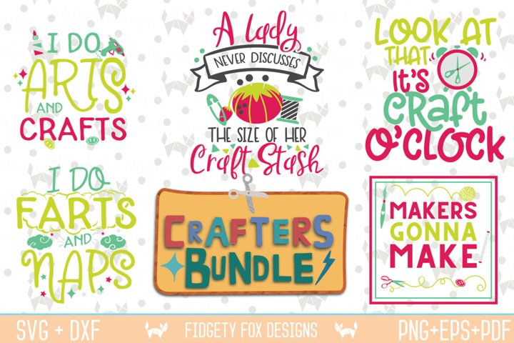 Craft Room Svg Bundle