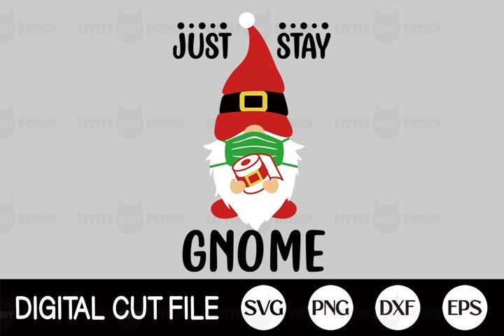 2020, Christmas SVG, Gnome, Toilet Paper, Quarantine PNG