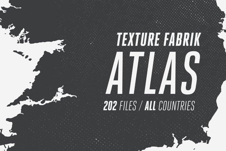 Atlas / 202 vector maps