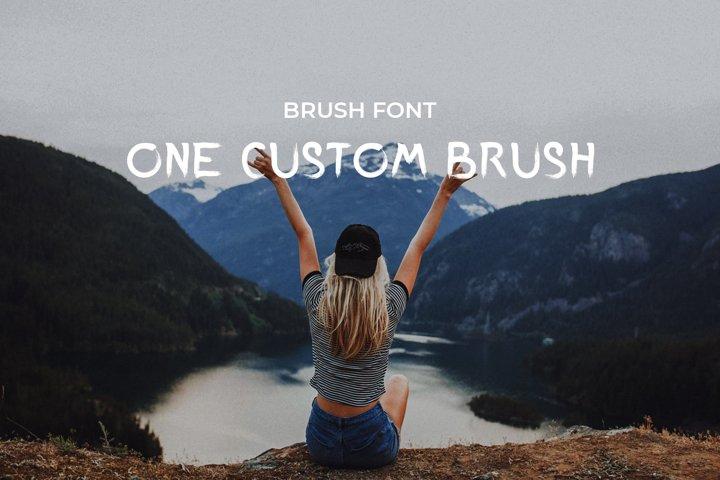 One Custom Brush
