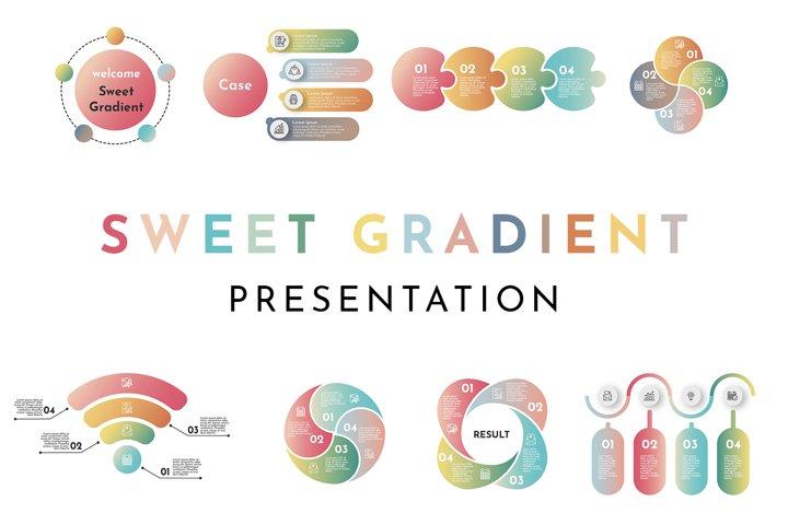 Sweet Gradient Presentation