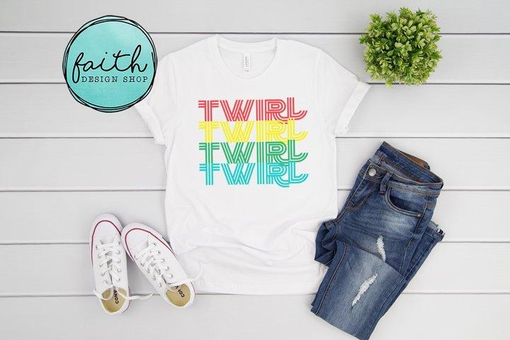 Twirl Twirl Twirl Twirl