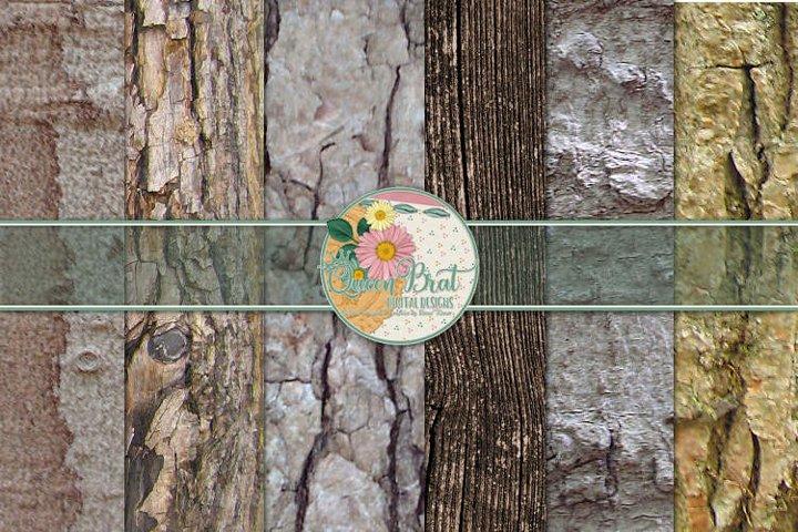 Tree Bark Backgrounds