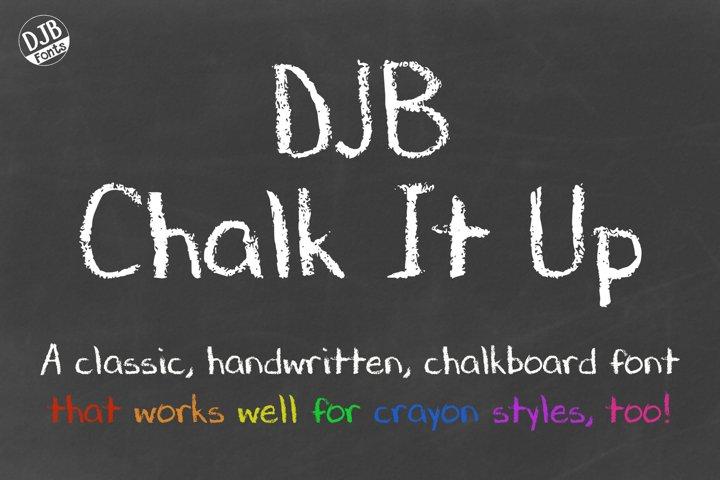 DJB Chalk It Up