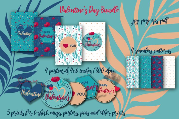 Valentines Day Bundle