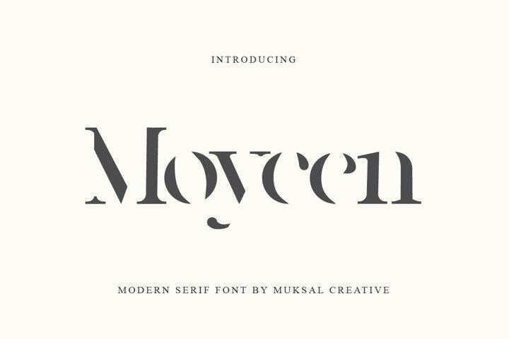 Moycen example