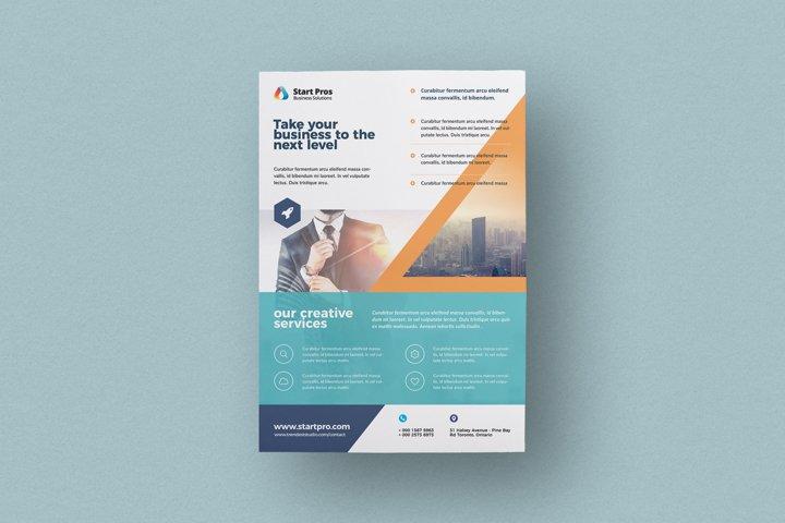 Multipurpose Business Flyer Template