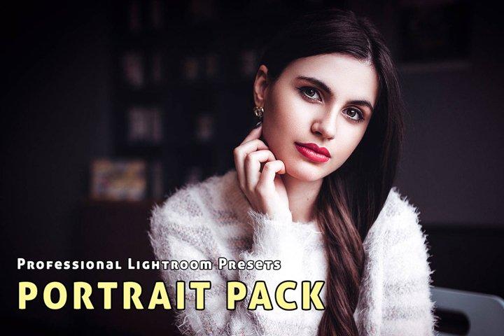 Portrait pack Lightroom Presets