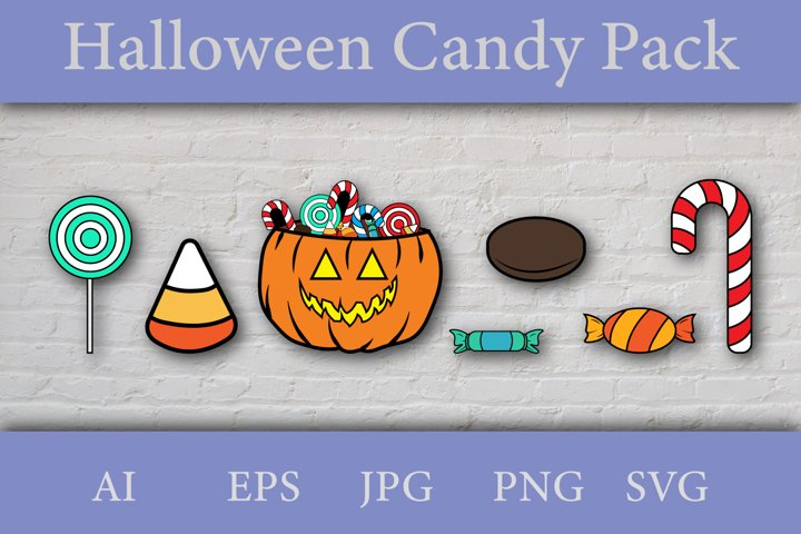 Halloween Candy Pack
