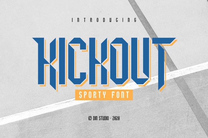 Kickout