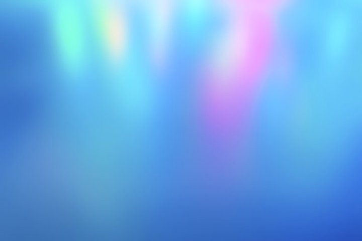 Iridescent holographic abstract neon colors background light