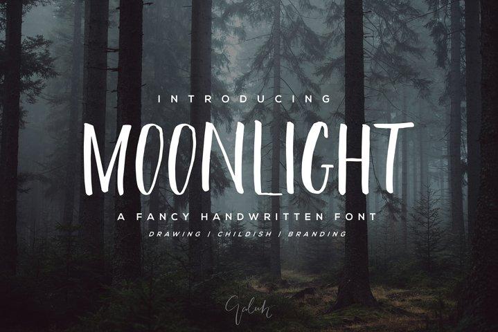 Moonlight Font