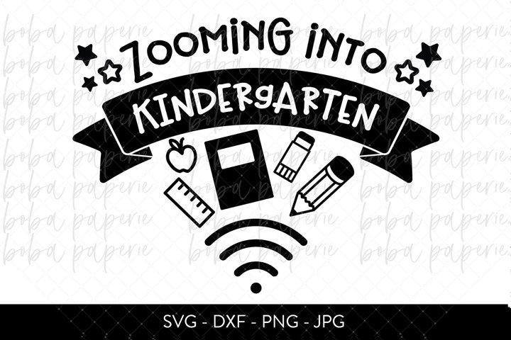 Zooming into Kindergarten F