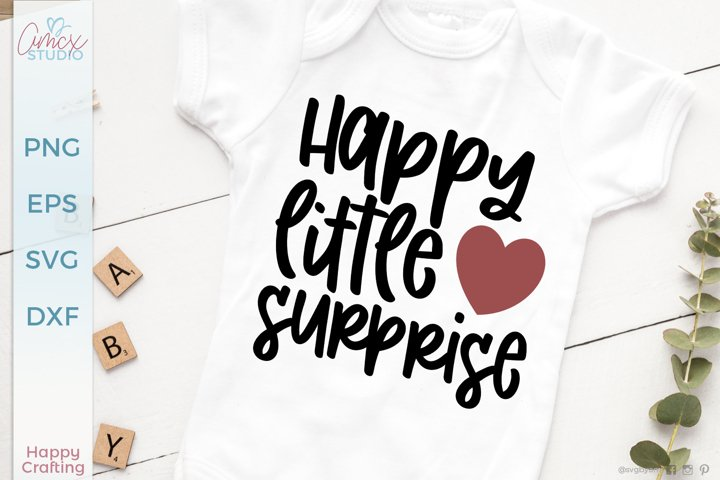 Happy Little Surprise! - Baby Designs