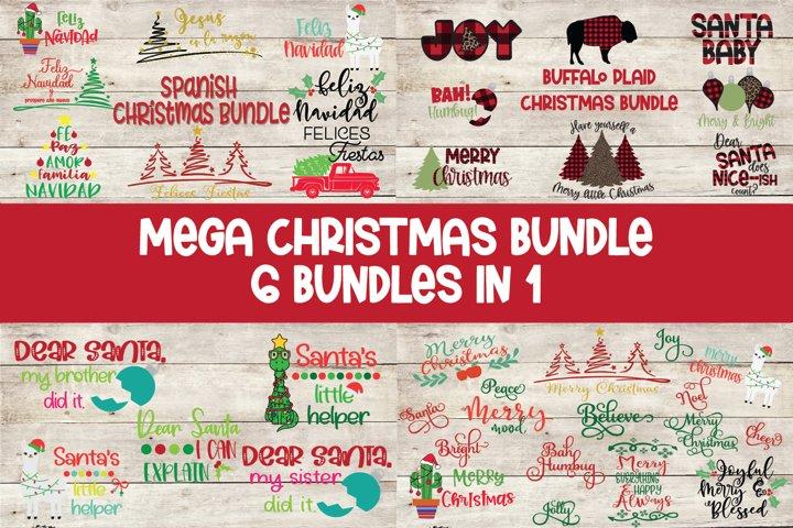 Mega Christmas Bundle