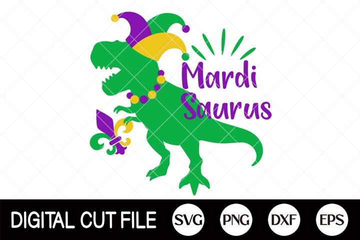 Mardi Gras Dinosaur Svg, Mardi Gras Cut File, Rex Kids Shirt