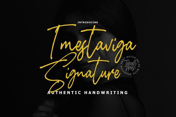 Imestaviga Signature