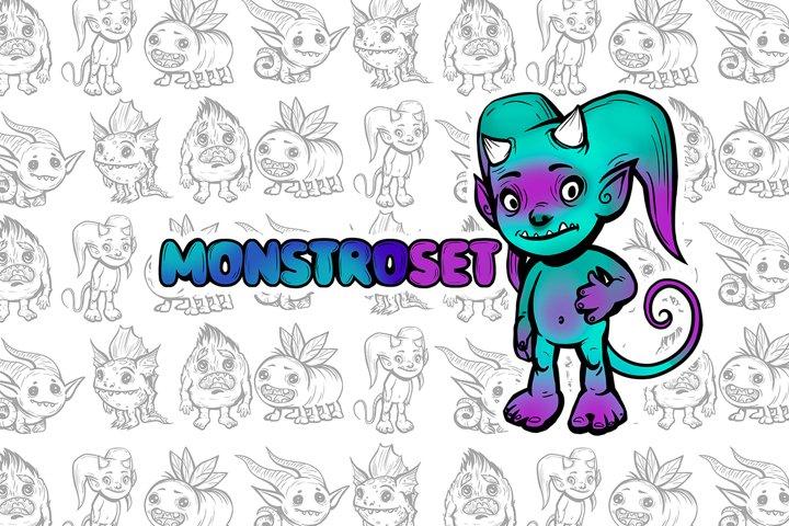 Joyful&Scary Monsters