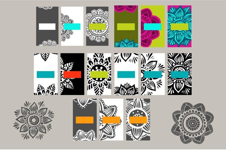 90 mandala design BUNDLE!!!