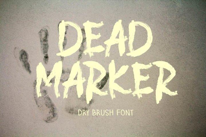 DEAD MARKER