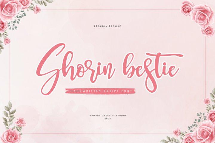 Shorin Bestie