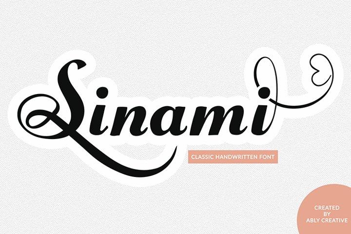 Sinami