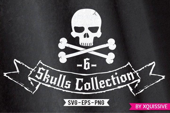 Skulls Bundle - Limited time offer!
