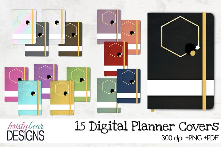 Digital Planner Covers