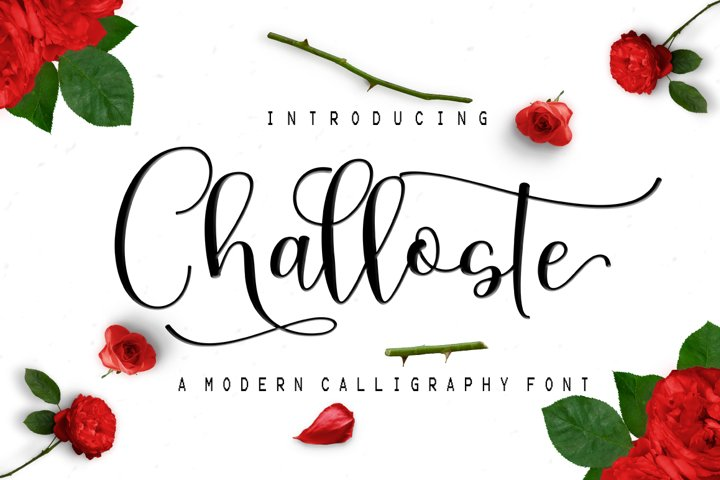 Challoste Script