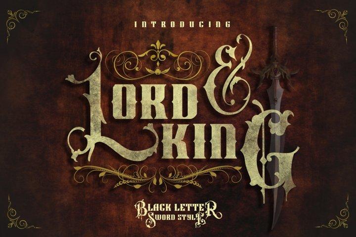 Lord & King Plus Ornaments