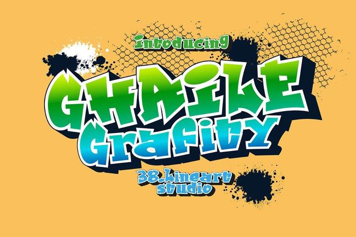 Ghaile Graffiti